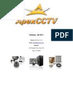 ApexCCTV Catalog