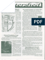 Fall 1999 Watershed Newsletter, Cambria Land Trust