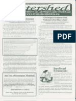 Spring 2001 Watershed Newsletter, Cambria Land Trust
