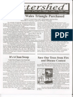 Summer 2001 Watershed Newsletter, Cambria Land Trust