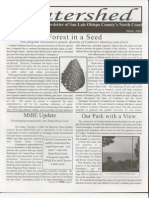 Winter 2002 Watershed Newsletter, Cambria Land Trust