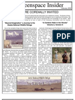 February 2002 Greenspace Insider, Cambria Land Trust