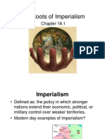 18.1 - The Roots of Imperialism