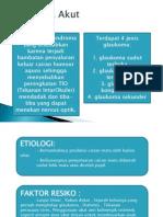 Glaukoma Akut