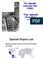 18.2 - The Spanish-American War