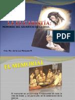 Memorial Eucaristía