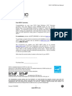 Visio VA370M User Manual