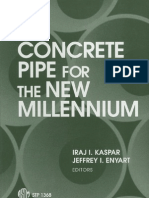 Concrete Pipe for the New Millennium