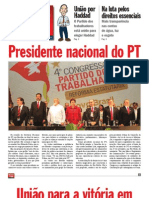 Jornal Rui Falcão&Voce 2011