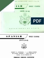 FSI Spanish Basic Volume3