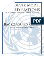 The Situation in Sudan - United Nations Security Council