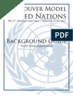 Food Aid as Dumping - World Trade Organization