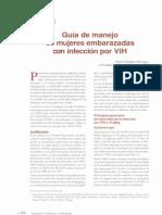 11.Guía de manejo de mujeres embarazadas con infeccion por VIH