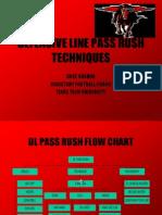 D Line Pass Rush Techniques by Texas Tech University