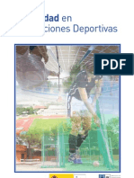 Seguridad en Instalaciones Deportivas Web