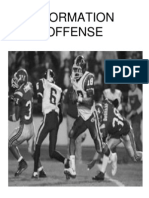 I Formation Offense by Matt Bartley