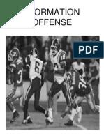 I Formation Offense by Matt Bartley