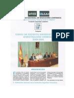 Programa-ilustrado General Curso InvestigaciÓn Criminal. Uned-iugm (Curso 2008-2009) Para La Web Fsc
