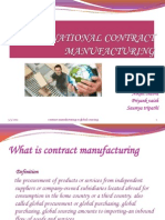 International Contract Manufacturing