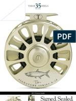 Fishing Reels Tibor Catalog