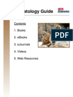 Resource Guide on Primatology