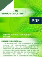 Liderazgo en Tiempos de Crisis