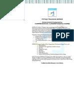 Syllabus Piping System Fundamental r1