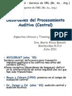 Material Curso Procesamiento Auditivo y Lenguaje