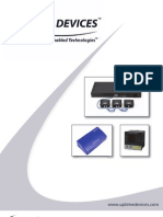 Product Catalog - Network and Web Enabled Devices