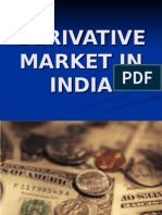 48898102 Derivative Market in India Ppt
