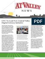 Fall 2010 Great Valley Newsletter
