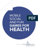 Mobile Social and Fun Games for Health Final