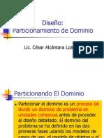 Sesion 6_3 Diseño - Particionamiento de Dominio