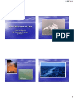 Sifat-sifat Kimia Air Laut