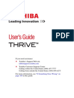 Thrive-AT100 Users Guide