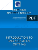 CHAP 1 Introduction to CNC Technology MODIFIED