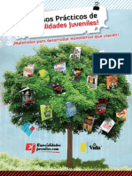 Catalogo 2012 de Especialidades Juveniles