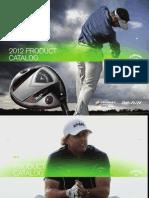 2012 Callaway / Odyssey Product Catalog