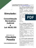 Simulado Lei Normativa