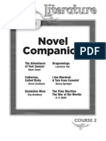 Novel Companion Course 2 Se