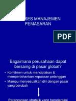 3a-Proses Manajemen Pemasaran