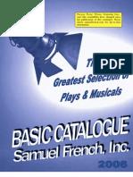 Sam French Catalog