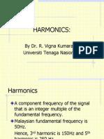 Understanding Harmonics
