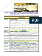 11th Kuwait-Japan Symposium Program