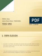 Yoko Ono Cut Piece