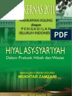 Hiyal Asy Syariyah Dalam Praktek Hibah Dan Wasiat