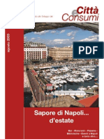 Città e Consumi, num 3