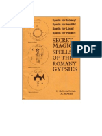 Secret Magic Spells of the Romany Gypsies