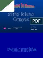 Symi Greece Manneli
