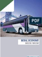 BH115E, BH120E - Royal Economy